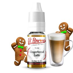 Gingerbread Latte Concentrate